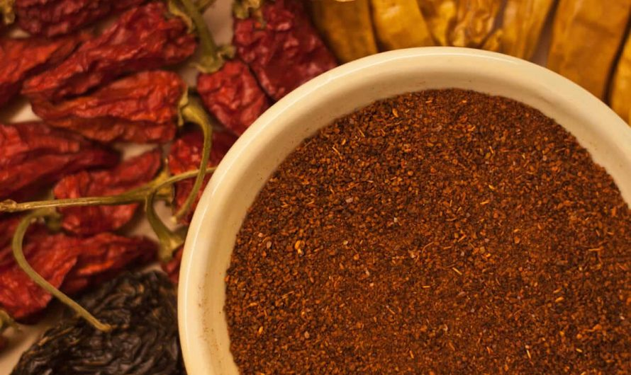 CHIPOTLE PEPPER SEASONING