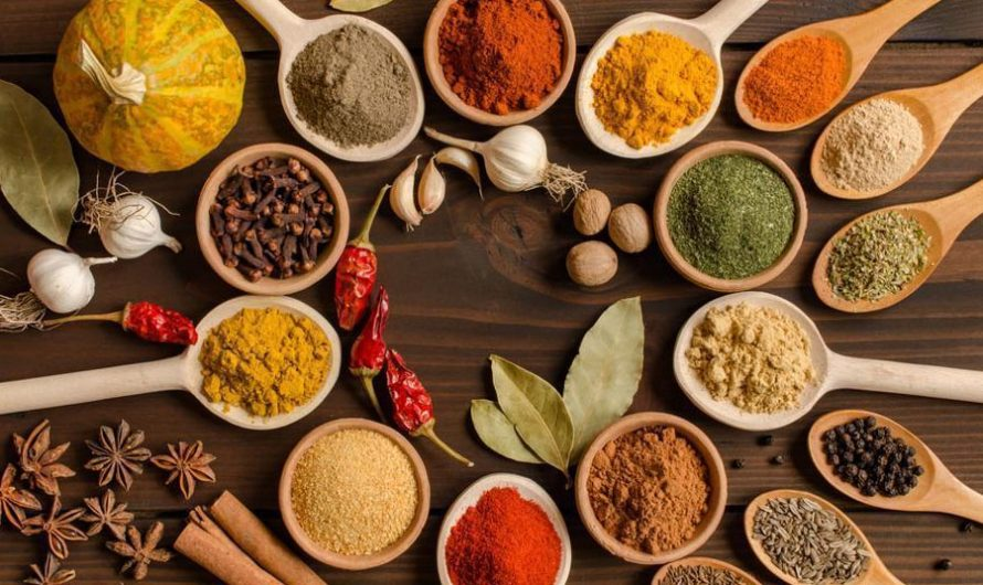 16 Spices That are Good for Your Health